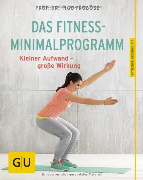 Buch Das Fitness-Minimalprogramm