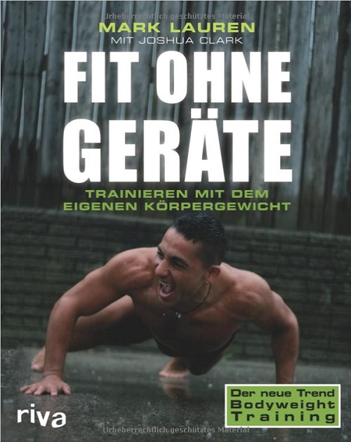Buch Fit ohne Geräte