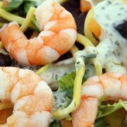 Gesund Essen ohne Fett in der Mittagspause