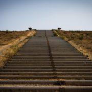 Treppen steigen als Fitnesstraining