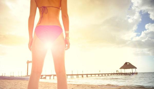Fitness-Übung für innere Oberschenkel