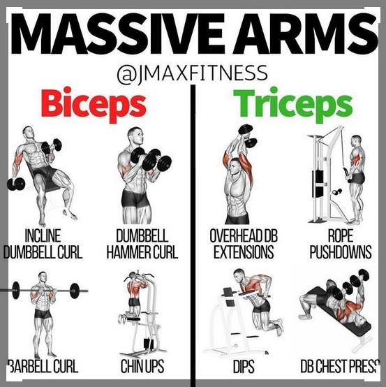 Weitere Fitnessübungen für straffe Arme