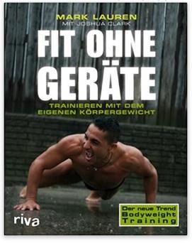 Buch über Training ohne Fitnessgeräte