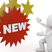 Neue Bereiche auf Fitness-Abnehmen Webseite