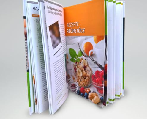 Abnehmen und lecker kochen mit Rezepte ohne Hunger